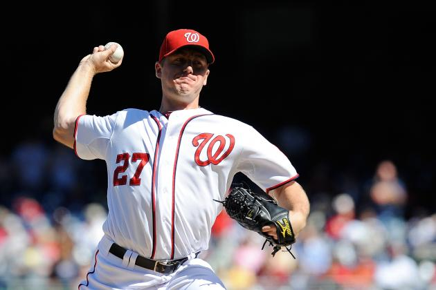 Jordan Zimmermann Unwavering, Focused Before His NLDS Game 2 Start