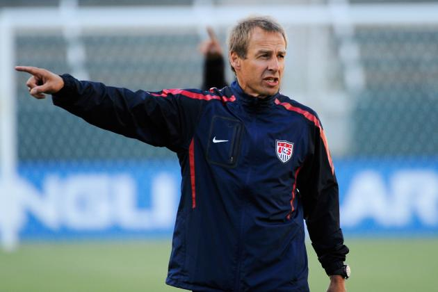 World Cup: US Coach Jurgen Klinsmann Wants Urgency in Vital CONCACAF Qualifiers