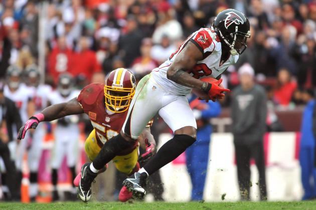 Atlanta Falcons Improve to 5-0 for First Time in Team History