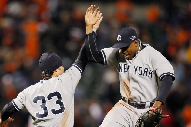 ALDS Game 2: Yankees and Orioles Pregame and Live Game Information