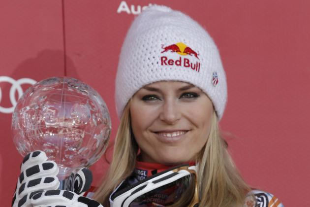 U.S. Ski Team Yet to Discuss Vonn's Request to Race Against Men