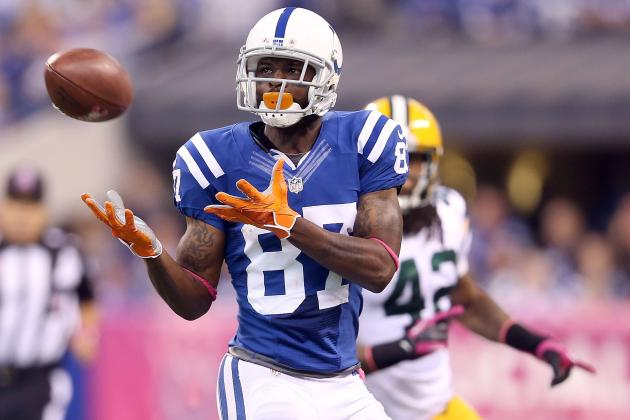 Fantasy Football: Reggie Wayne Headlines AFC 'Random Thoughts' for Week 5