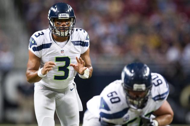Seattle Seahawks: Russell Wilson Is Tall Enough for the Job