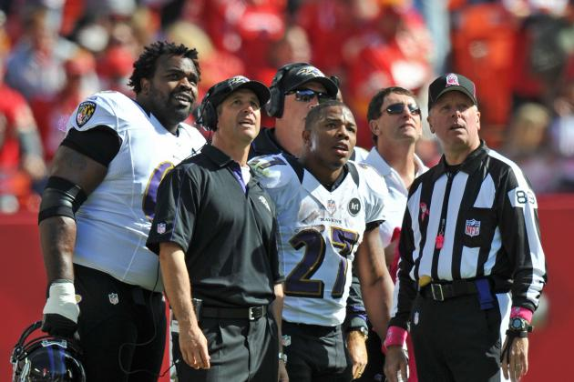 Chiefs, Ravens Sound off on Late Calls
