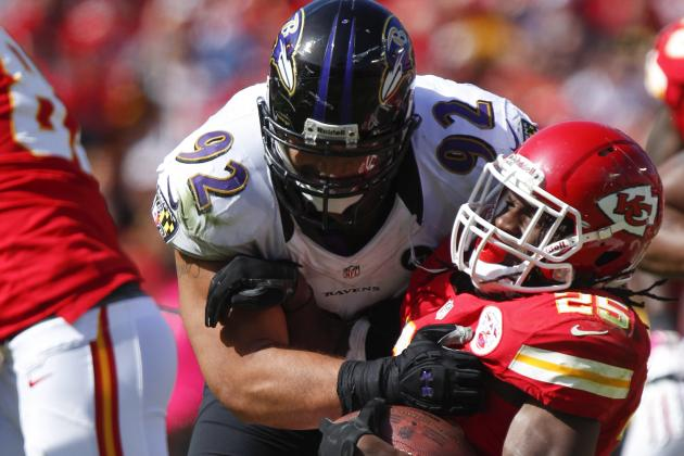 Ravens' Adjustments Worked on Jamaal Charles