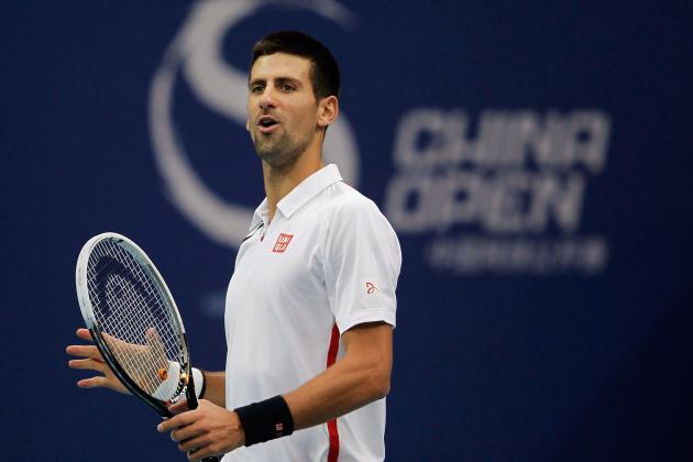 Djokovic Wins Third China Open