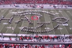 OSU Band Delivers Epic Video-Game Halftime Show