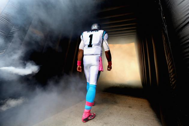Cam Newton, Carolina Panthers Teetering on Irrelevance After Loss to Seahawks