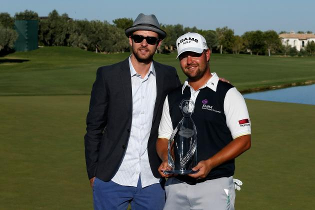 Justin Timberlake Shriners Hospitals for Children Open Results