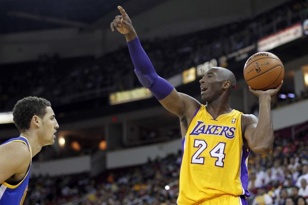 Why Kobe Bryant Resting Early Is Key to L.A. Lakers Success in 2012-13