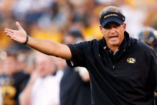 Pinkel Takes Blame for Missouri's Latest SECLoss