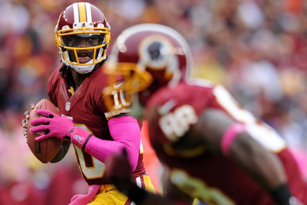 Robert Griffin III Says He'll Be Ready for the Minnesota Vikings in Week 6
