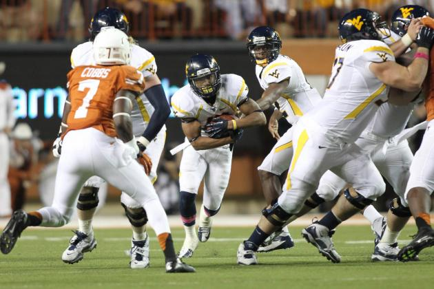 Texas Players, Coaches Praise Mountaineers After Loss