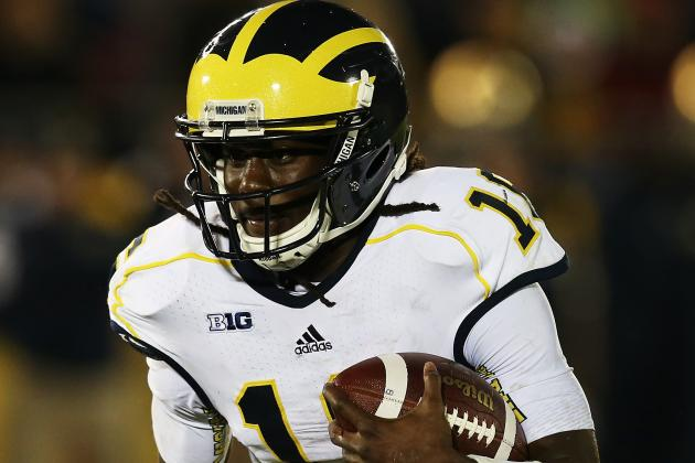 Michigan Football: How the Wolverines Can Climb Back into the Rankings