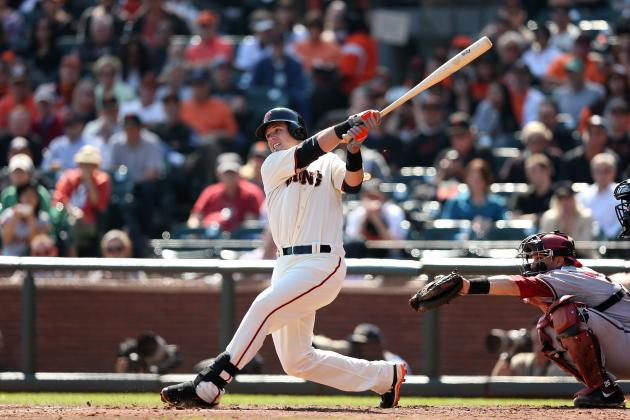 MLB MVP 2012: Buster Posey Should Emerge from Crowded Field to Win NL Award