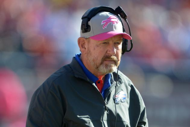 Gailey Perplexed After Bills Get Run over by Niners