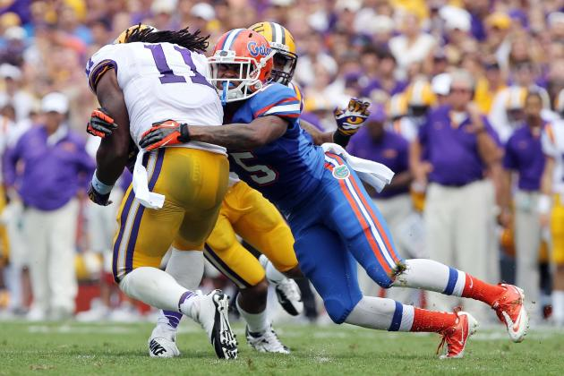 LSU's Offensive Struggles Have Become Big Part of Team's Identity
