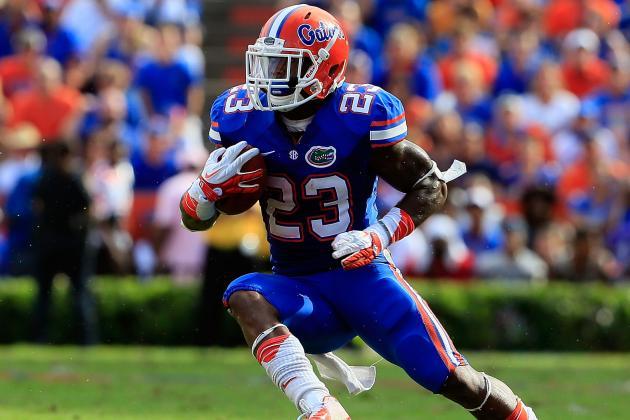 NCAA Football Rankings 2012: Teams That Must Avoid Losses in Trap Games