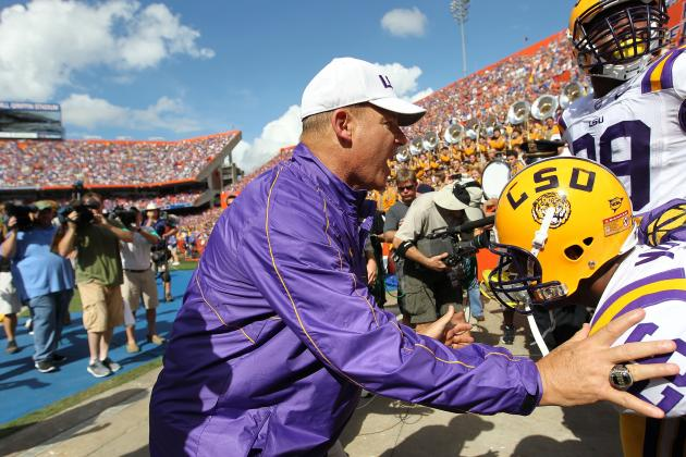 LSU-Texas A&M Kickoff Time to Be Determined This Weekend