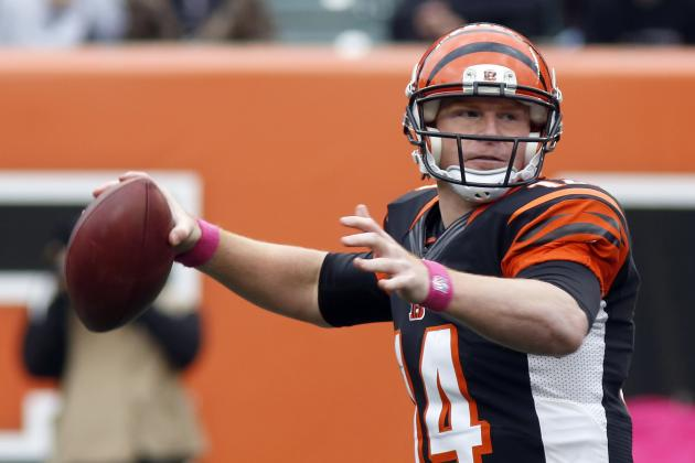 Breaking Down Areas Where Andy Dalton's Game Still Must Evolve