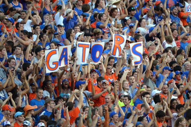 UF Police Ejected 108 People from the Ben Hill Griffin Stadium