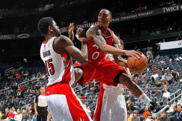 NBA 2K13: Breaking Down How Accurately It Reflects the Toronto Raptors