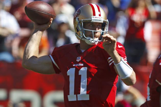 Fantasy Football: Alex Smith Leads the NFC-Based 'Revelations' from Week 5