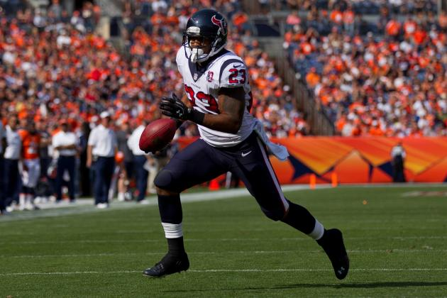 Houston Texans at New York Jets: Fantasy Football Preview