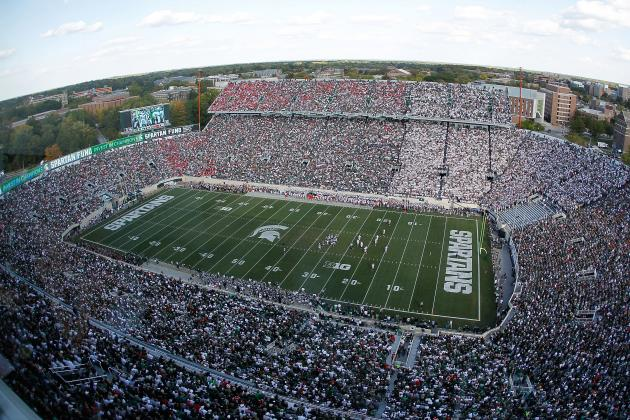 Michigan State Set to Celebrate Homecoming Week