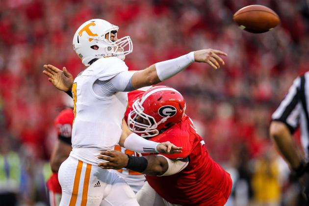 Tennessee Vols Offense Has Lots of Options