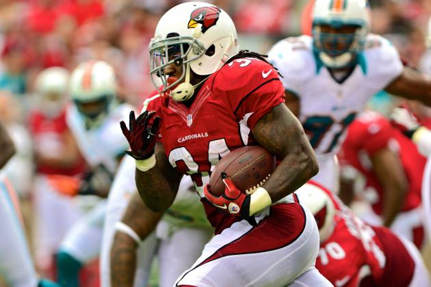 Ryan Williams: Cardinals RB to Miss Remainder of Season with Shoulder Injury