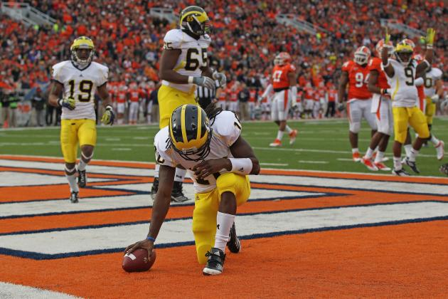 Illinois vs Michigan: TV Schedule, Live Stream, Radio, Game Time and More