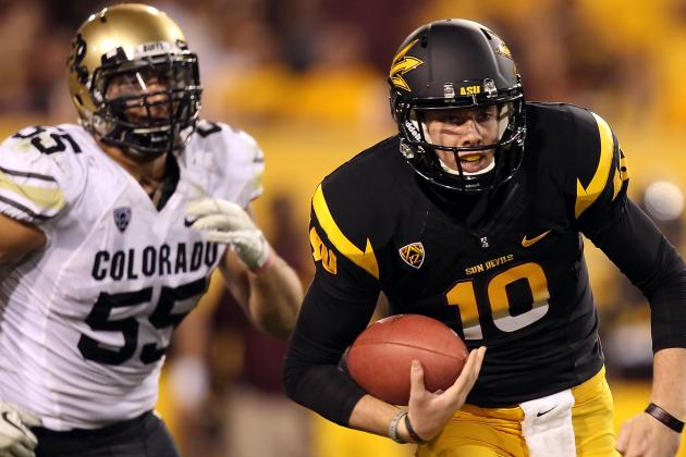 Arizona State vs. Colorado: TV Schedule, Live Stream, Radio, Game Time and More