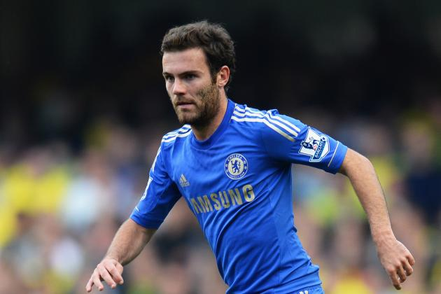 Chelsea Star Mata Confident of Spain Recall