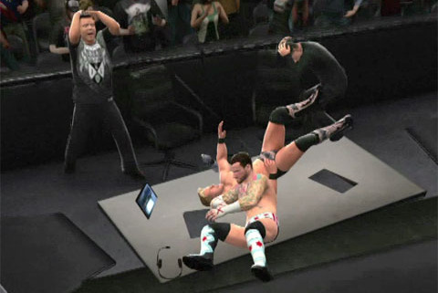 WWE 13: Universe, Online and Creative Details Announced Today