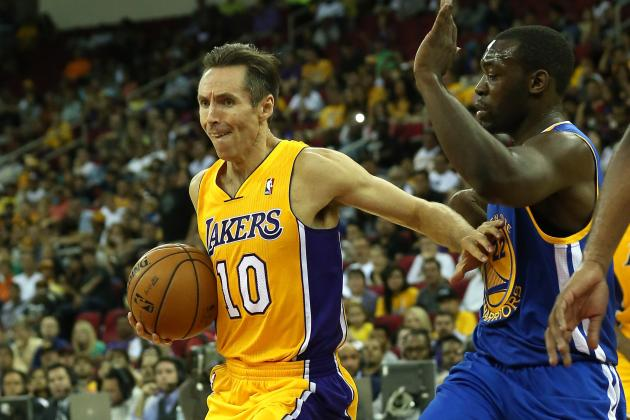 Musings from New-Look LA Lakers' First Preseason Game