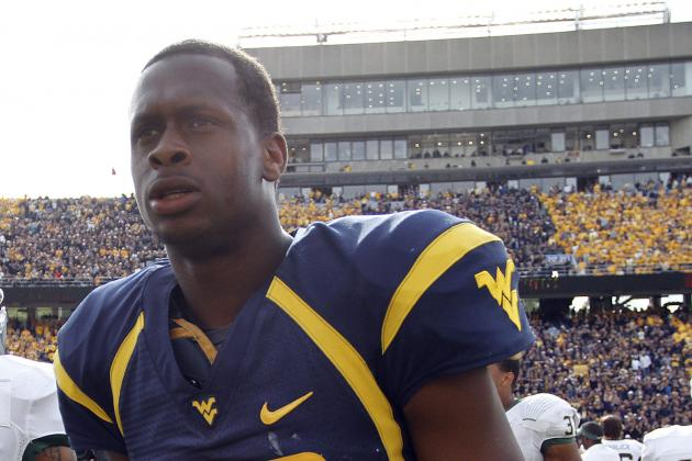 Texas Recruits Feud with Geno Smith, WVU