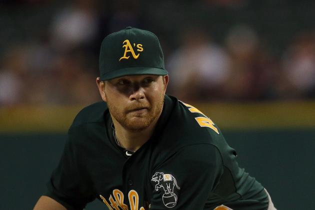 Brett Anderson to Return from Injury, Start Game 3 for A's