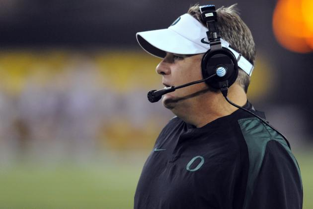 "Ducks Enter ""Improvement Week"" Before Facing Improved ASU Team"