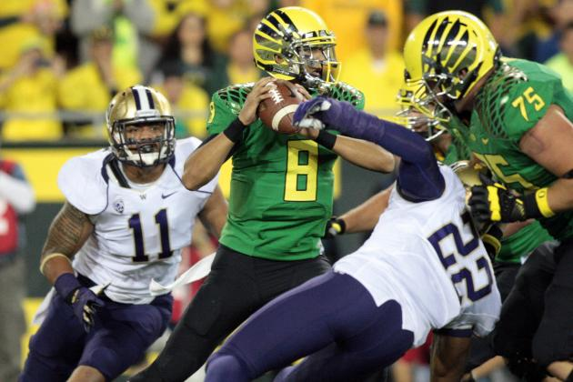 Where Might Oregon Fall in BCS Standings?