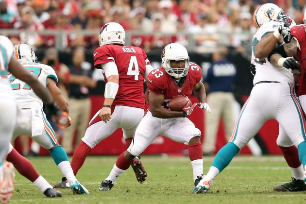 Ryan Williams Injury Makes Cardinals' RB William Powell Fantasy-Relevant