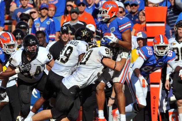 Florida vs Vanderbilt: TV Schedule, Live Stream, Radio, Game Time and More