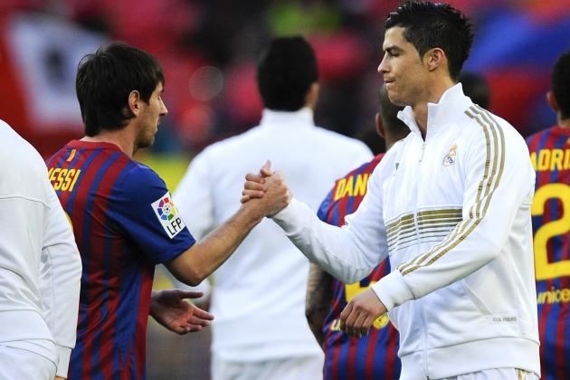 Barcelona vs Real Madrid: El Clasico Highlights Great Individual Rivalry
