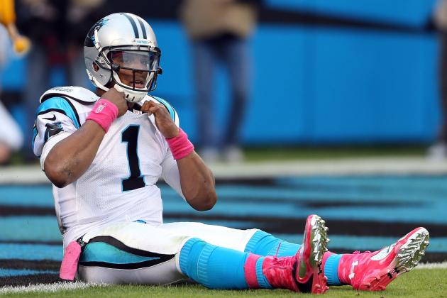 Key to Stopping Panthers QB Cam Newton: Bottle Him Up Until He 'Tanks It'