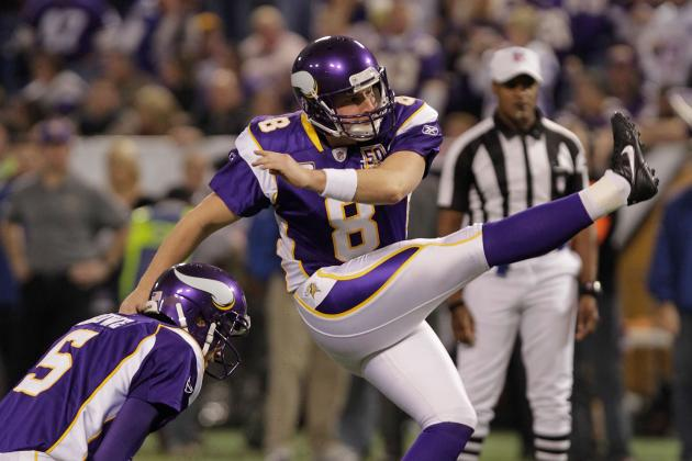 NFL News: Ryan Longwell Is the Solution to the Washington Redskin Kicking Woes