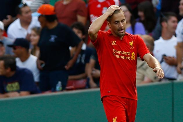Liverpool Lack the Killer Instinct, Says Joe Cole