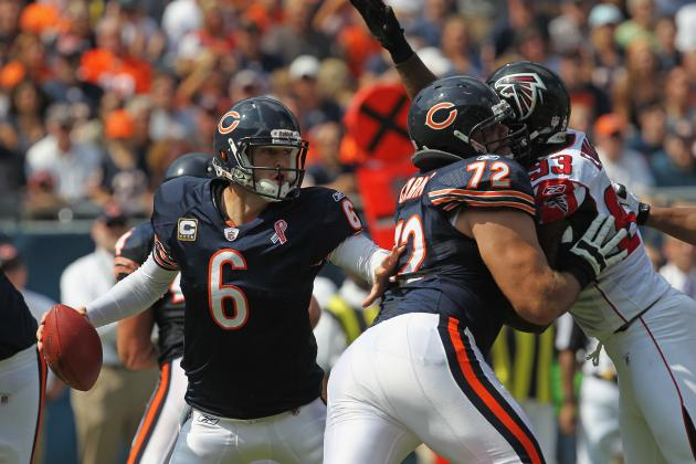 Jay Cutler Lauds Teammate Carimi: 'It Matters to Him'