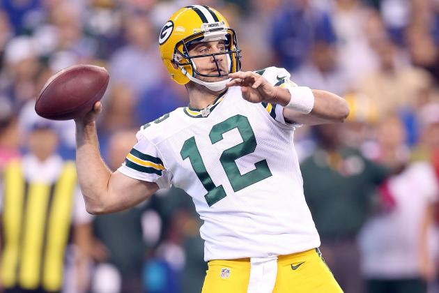 NFL TV Schedule Week 6: Must-Watch Games at Every Time Slot