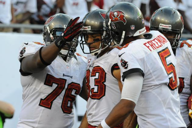 Buccaneers Offense Needs to Step-Up in Second Half for Success