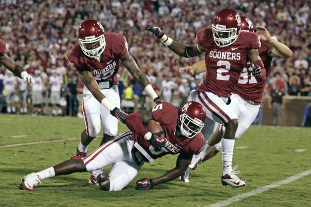 2012 College Football Week 7 Picks: Oklahoma over Texas